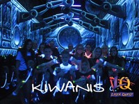 LaserQuest Fun Night With the BV Kiwanis
