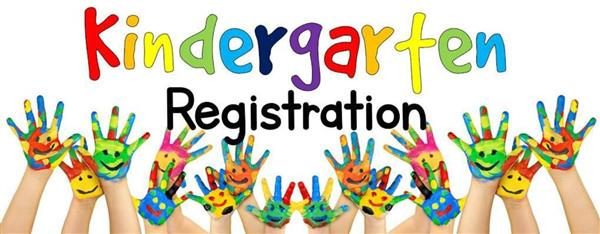 "<p style=""text-align:center;"">Kindergarten Registration 2020-21 School Year</p>"